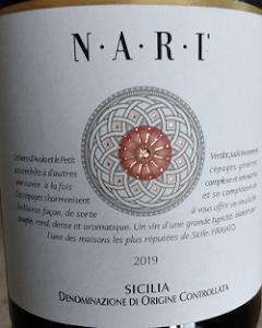 Notre vin de la semaine est ce très bon rouge de Sicile à moins de 10$ !
