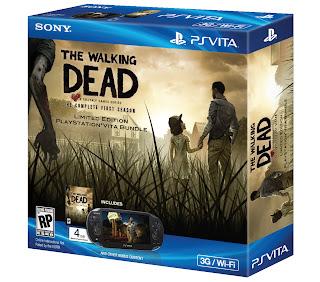 the walking dead playstation vita bundle E3 2013   The Walking Dead: 400 Days (Multi Platform)   Logo, Screenshots, PlayStation Vita Bundle, Trailer, & Press Release