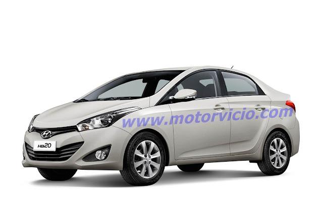 Hyundai HB20 sedã: a versão sedã do oitavo carro mais vendido do