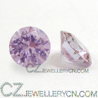 cubic_zirconia_Lavender_color_Round_Stone