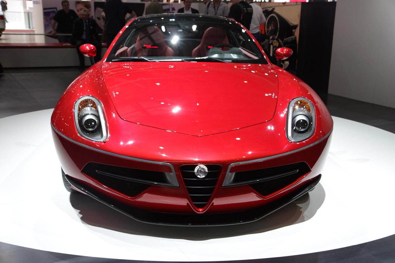 2013-2014 Alfa Romeo Disco Volante Touring Details