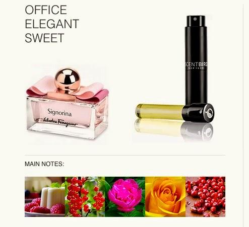 Salvatore Ferragamo's Signorina perfume