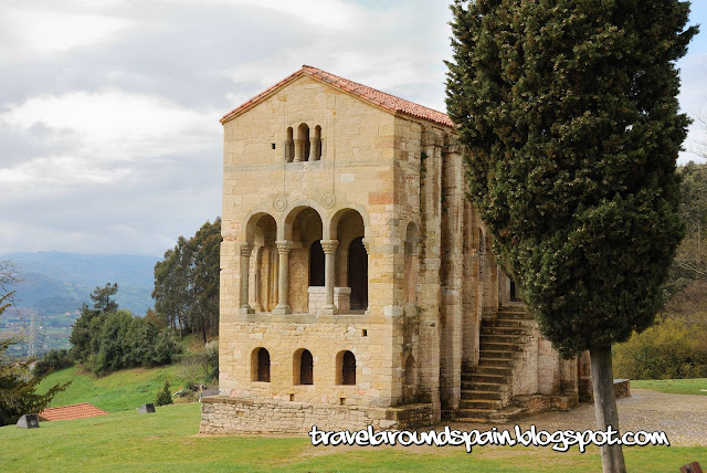 Romanesque Palace of Santa Maria del Naranco