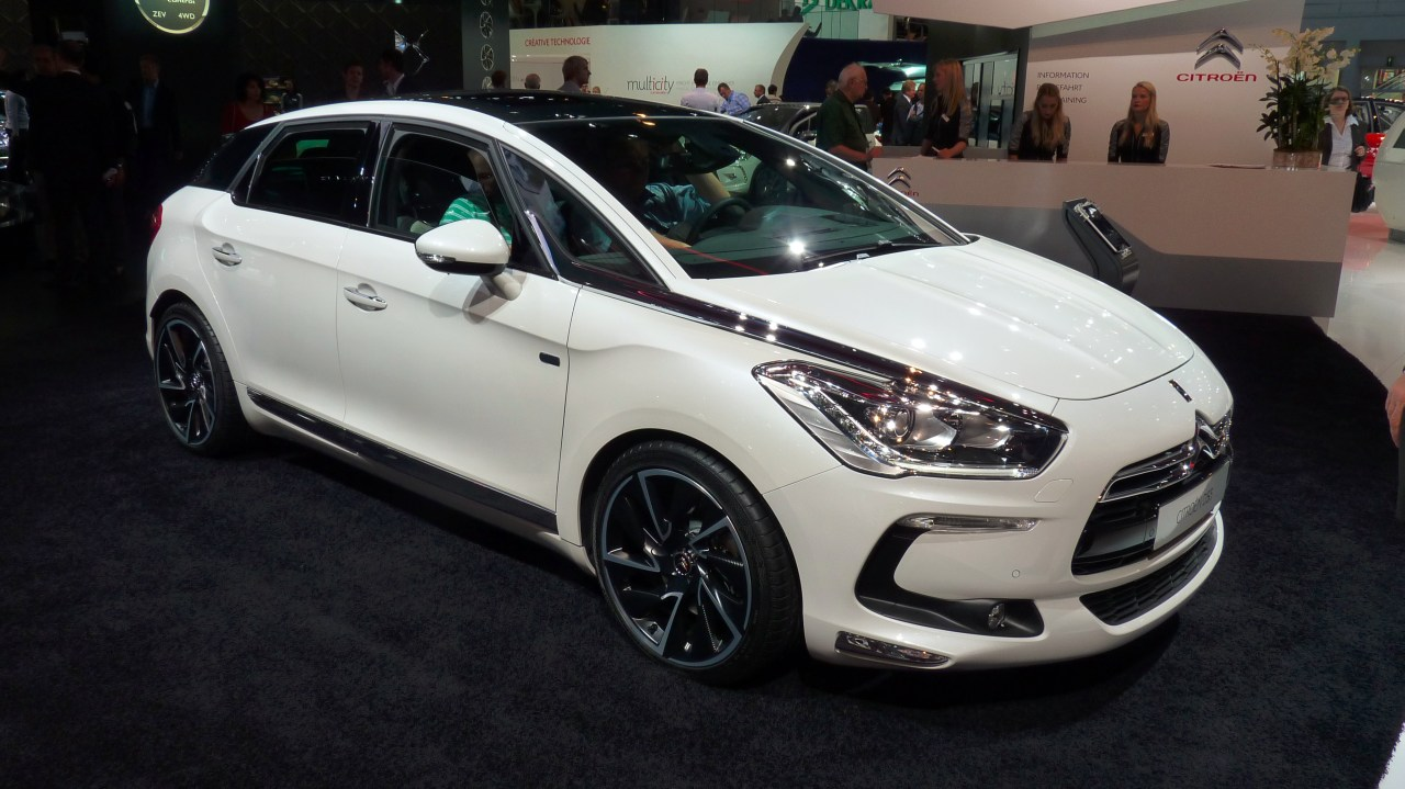 Citro 235 n ds5 en vivo automoviles ultimo modelo 2016
