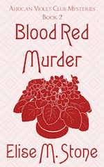 Blood Red Murder (Book 2)