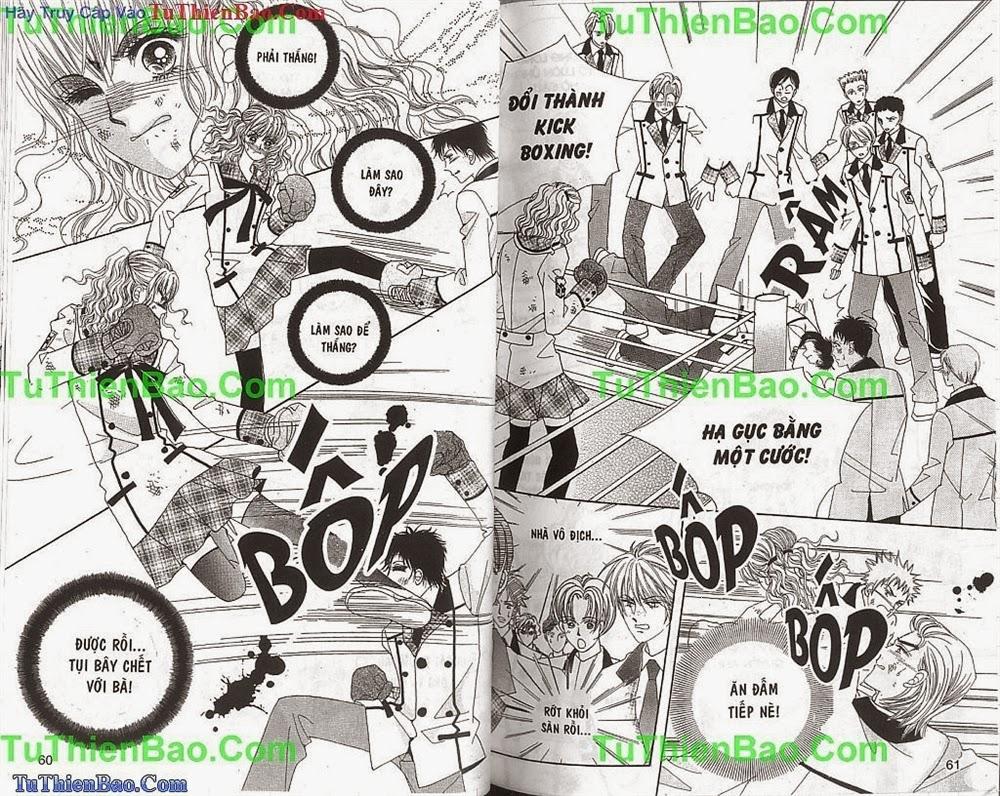 Công Chúa Giả Mạo Chapter 5 - Trang 31