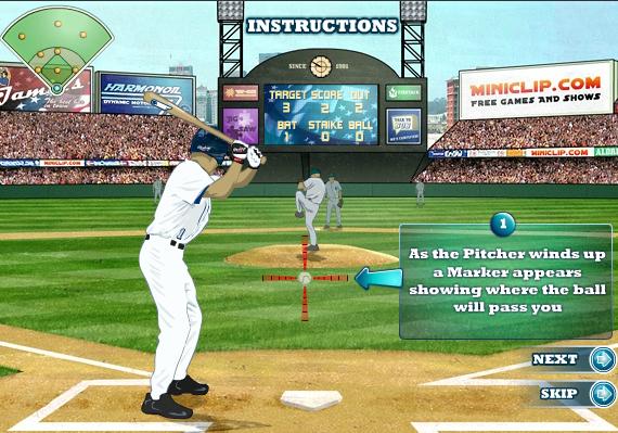 jugar beisbol online: