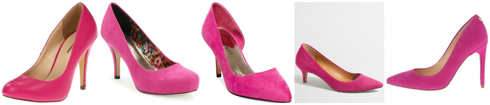 Wear It For Less: REESE WITHERSPOON: POP OF PINK