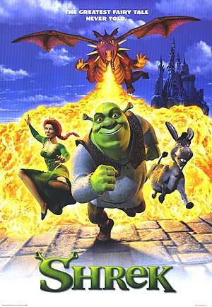 Shrek cartoon