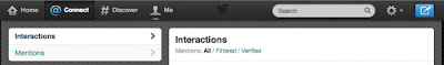 Twitter Verified Filter