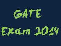 GATE Exam 2014