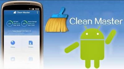 Clean Master - Aplikasi Antivirus Android Terbaik