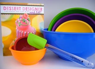 Dessert Designer Giveaway