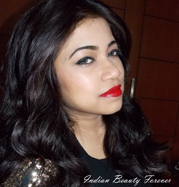 Aishwarya Rai inspired makeup Look
