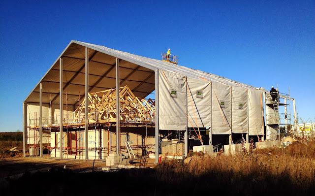villa natura ekologiskt lågenergihus väderskydd ob wiik