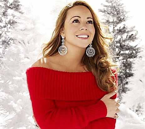 Its a Wonderful Movie ... Mariah Carey Christmas