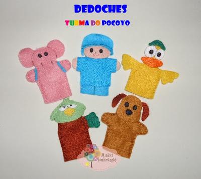 Dedoches Pocoyo
