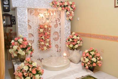 the wedding of nadia and hendri: dekorasi