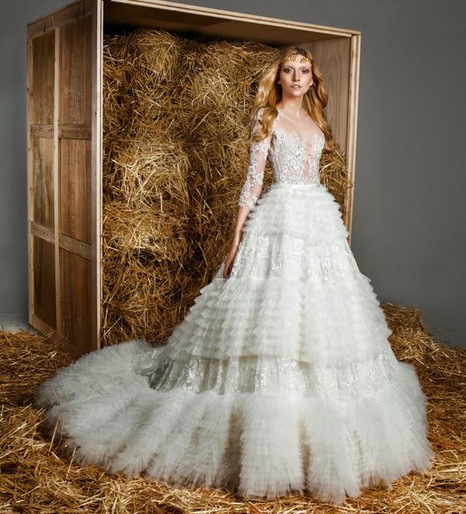 Zuhair Murad 2015 Wedding Gowns
