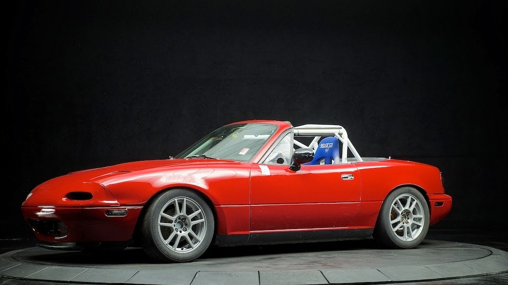 Daily Turismo: 5k: Spec Rat: 1995 Mazda MX-5 Miata