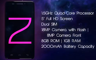 CM Cosmos Z Specification