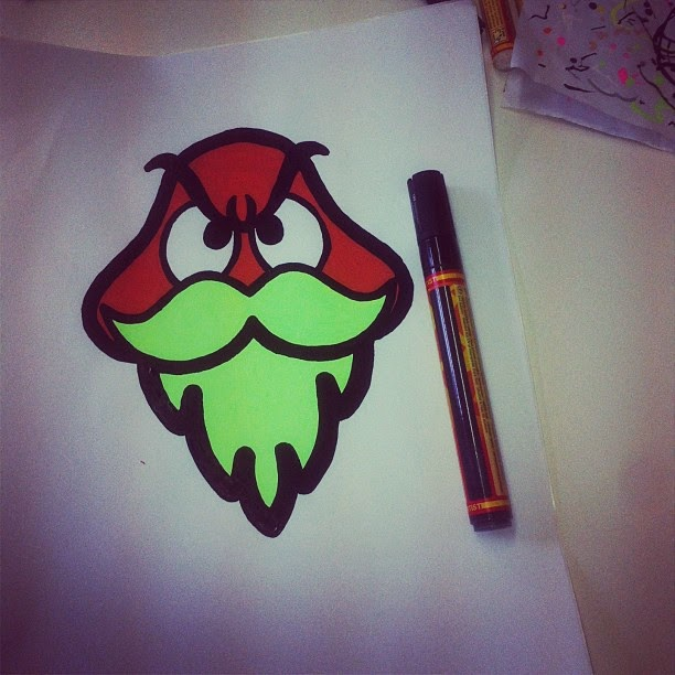 Cloud artist goomba