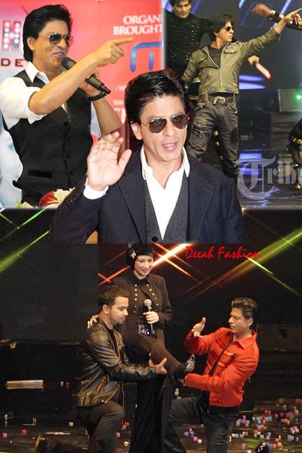 Busana Shahrukh Khan Konser Jakarta SICC