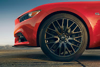 2015 Ford Mustang wheel, alloy pictures
