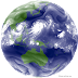 Tres potentes tormentas.- Phailin, Nari y Wipha, amenazan Asia, al mismo tiempo