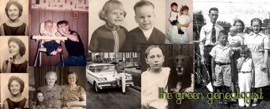 The Green Genealogist