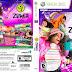Capa Zumba Kids Xbox 360