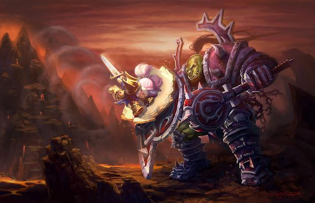 World of Warcraft: WoW: Прививка от неуверенности