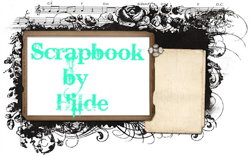 Scrapbook by Hilde