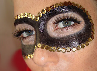 Maquillaje Máscara