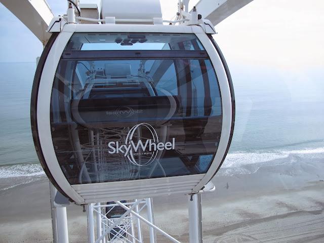 Myrtle Beach SkyWheel Gondola