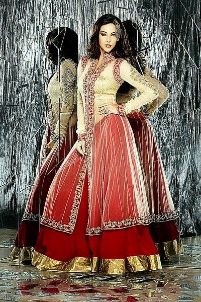 Traditional Bridal Dress for Modern Girls