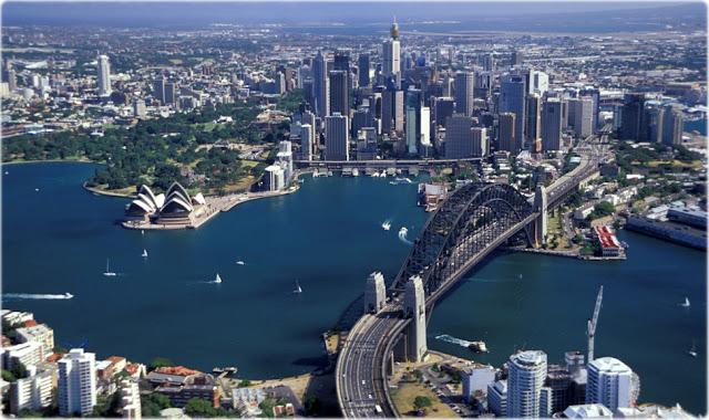 Australia - Gjeografia dhe Historia e Australisë