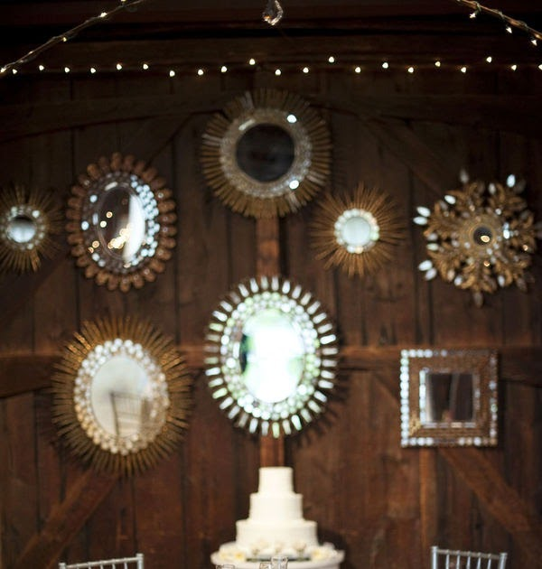 Wedding Decorations For Less: Ruffled Bows: Less IS More