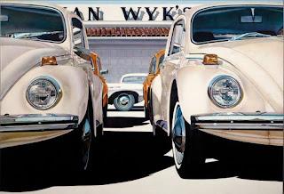 Hiperrealismo Americano Pinturas Increíbles al Óleo