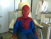 Visita do Homem Aranha