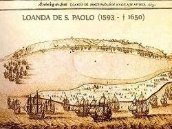 LOANDA DE S.PAOLO, ANO DE 1593/1650