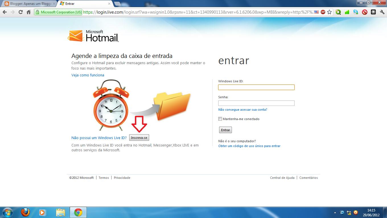 Mesengere Hotmail