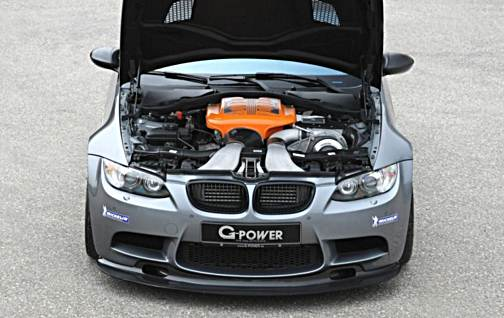 This BMW M3 RS by G-Power makes 740 horsepower