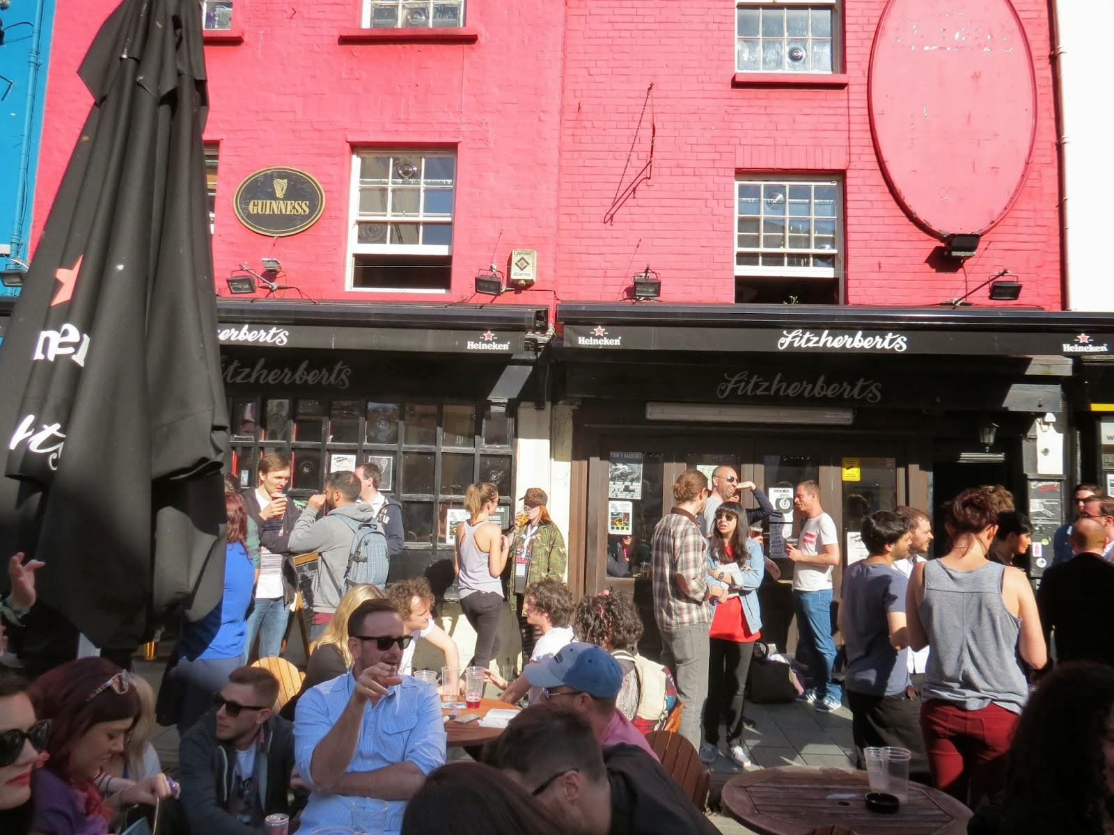brighton pub festival