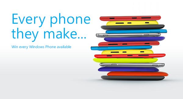 Win a Windows Phone through AdDuplex