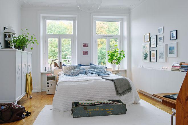 Et voksent liv: Et pænt soveværelse