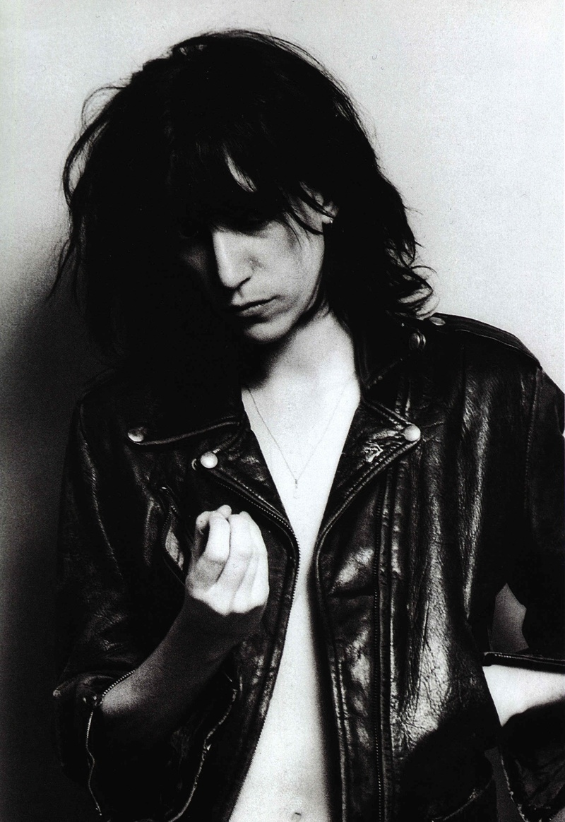 leather pants patti patti smith robert mapplethorpe rock n roll smithYoung Patti Smith