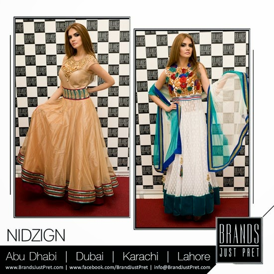 Nidzign Clothing Indian Formal Dresses for Party Wear