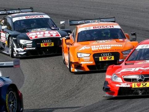 otomobilde Alman rekabeti