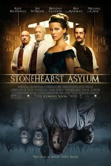 Film Stonehearst Asylum 2014 di Bioskop